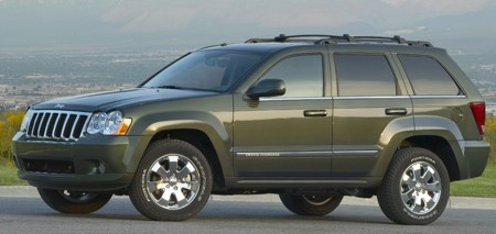 chrysler recalls jeep grand cherokee and commander for stalling. Black Bedroom Furniture Sets. Home Design Ideas