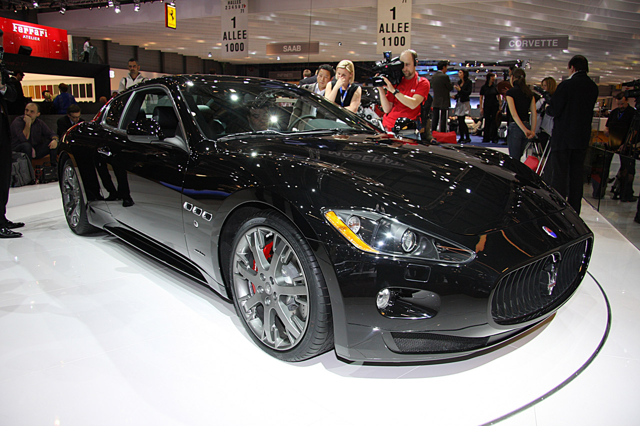 Geneva 2008 Maserati Granturismo S Aug 8 2013 Photo Gallery Autoblog Spyder Wiring Diagram