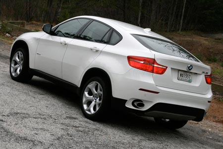 First Drive 2009 Bmw X6 Xdrive35i And Xdrive50i Autoblog