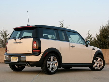 Review 2008 Mini Cooper Clubman Autoblog