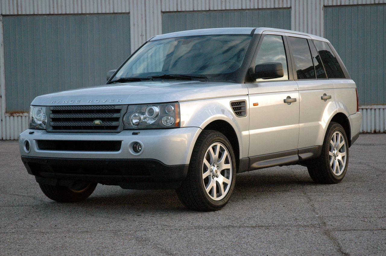 first drive 2008 range rover sport photo gallery autoblog. Black Bedroom Furniture Sets. Home Design Ideas