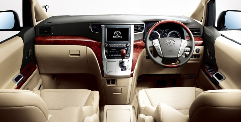 Lexus Certified Pre Owned >> Japanese dealer petitioning Lexus for luxury van [w/poll ...