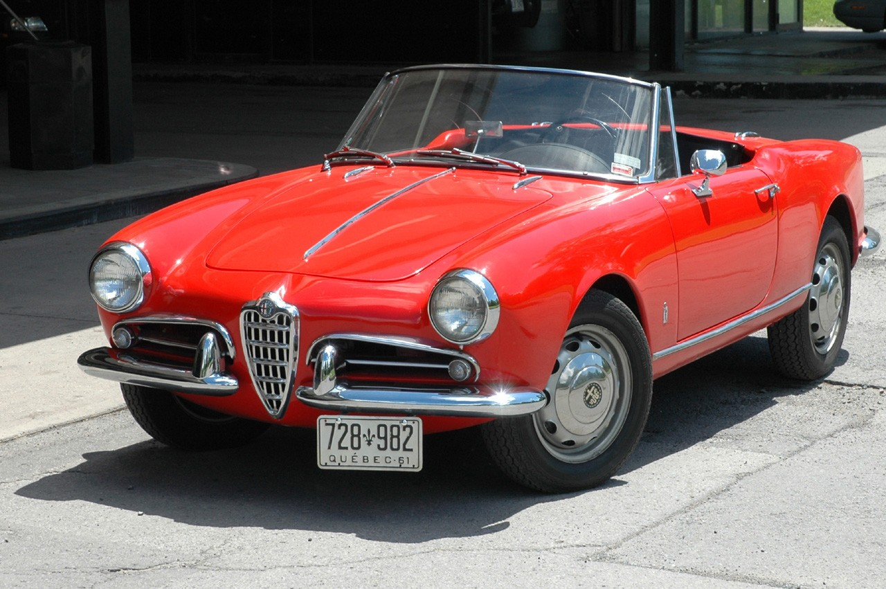 1961 Alfa Romeo Giulietta Spider Photo Gallery Autoblog Sdometer Wiring Diagram