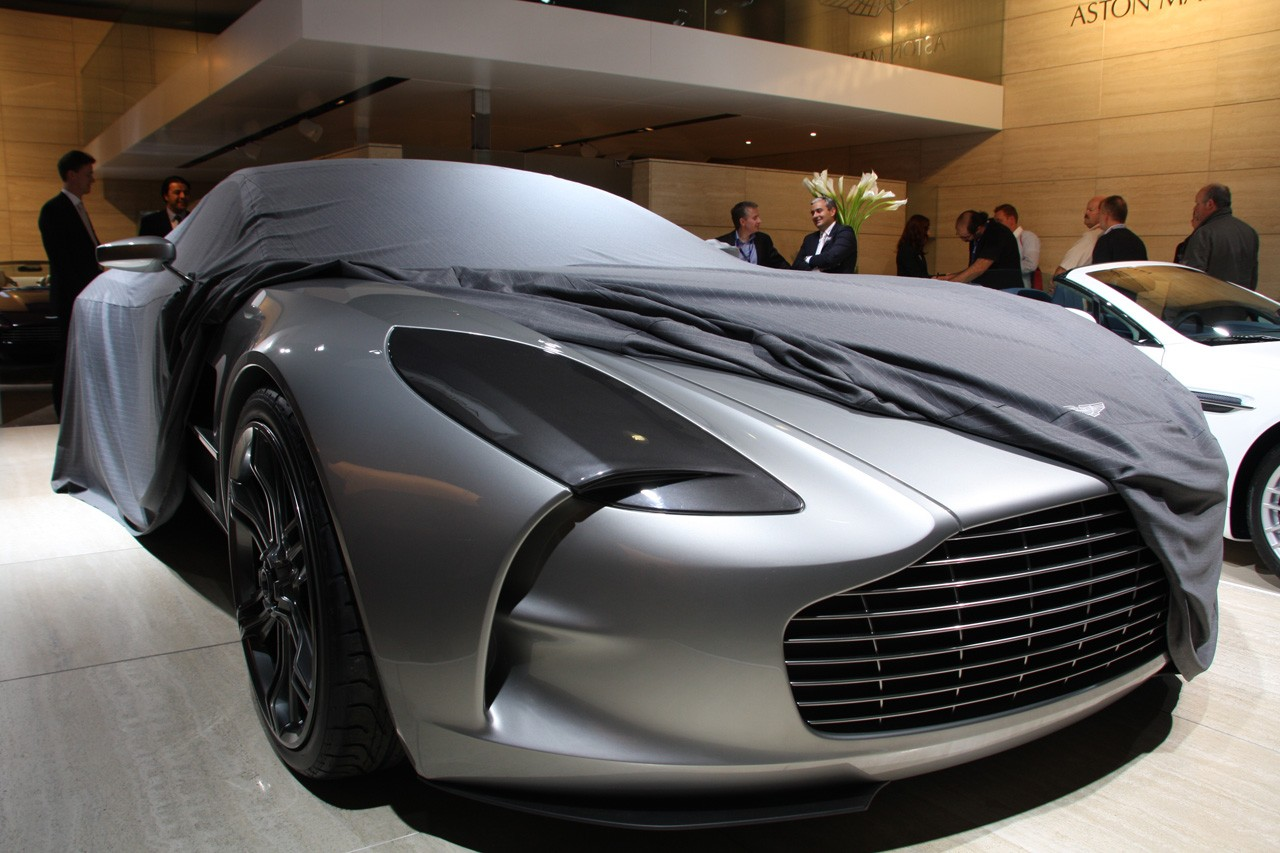 Paris 2008 Aston Martin One 77 Photo Gallery Autoblog