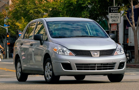 Nissan Versa 1 6 Becomes Lowest Priced Car In U S Autoblog