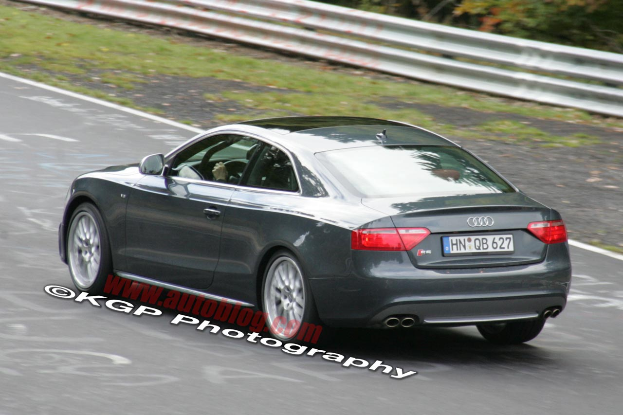 audi rs5 at the nurburgring is b se that 39 s german for evil. Black Bedroom Furniture Sets. Home Design Ideas
