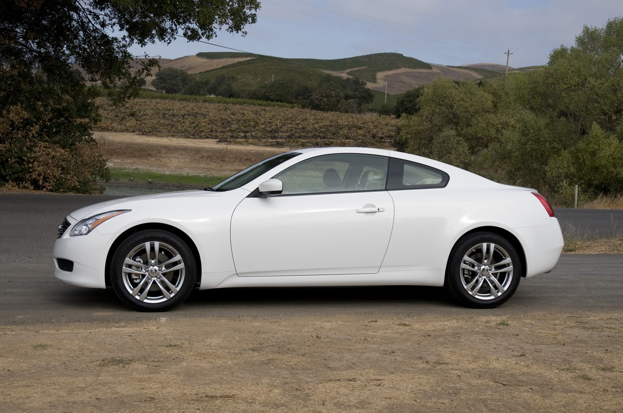 Infiniti Certified Pre Owned >> 2009 Infiniti G37x Coupe Photo Gallery - Autoblog