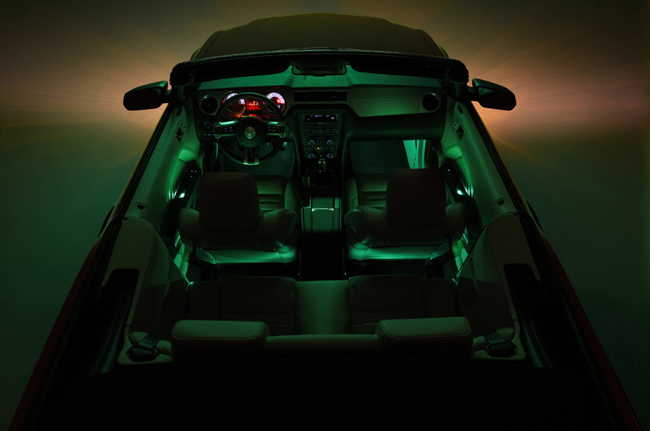 green light bulbs re breaking news 2010 ford mustang page 2 general 11081