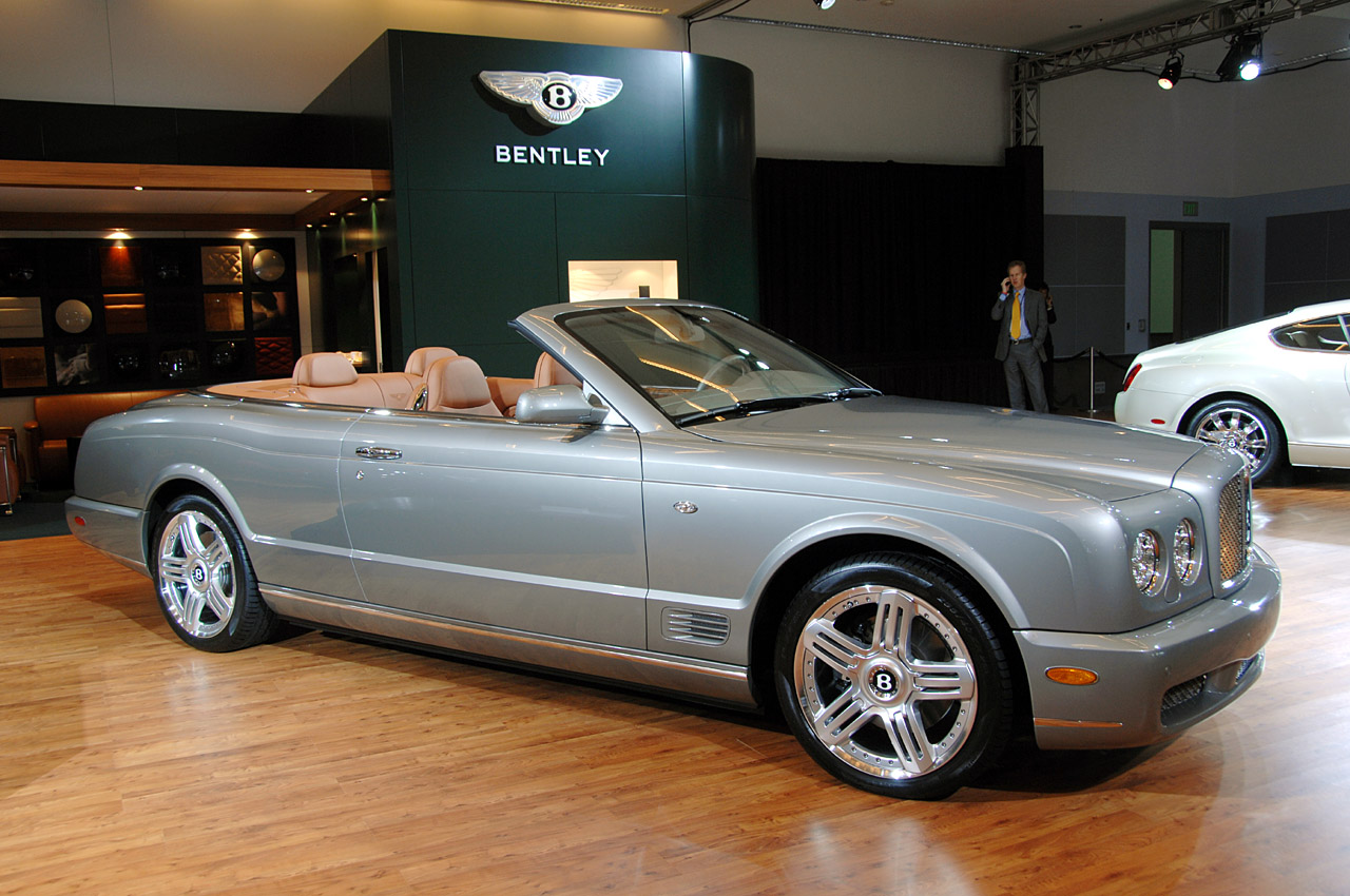 2008 Bentley Azure Convertible | S189 | Kissimmee 2013