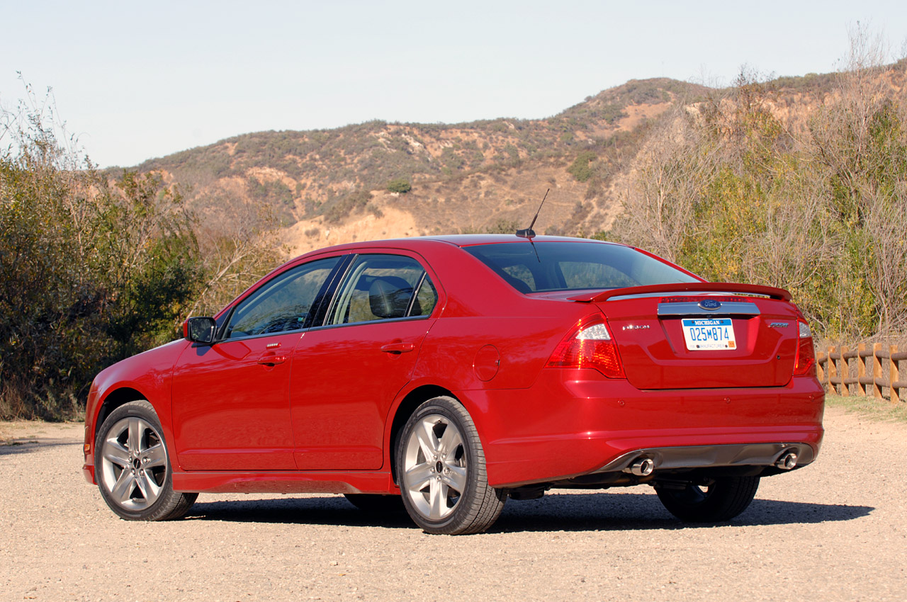 Jeep Certified Pre Owned >> First Drive: 2010 Ford Fusion Sport Photo Gallery - Autoblog