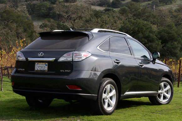 2010 Lexus Rx 350 Base 4dr Front Wheel Drive Pricing And Options