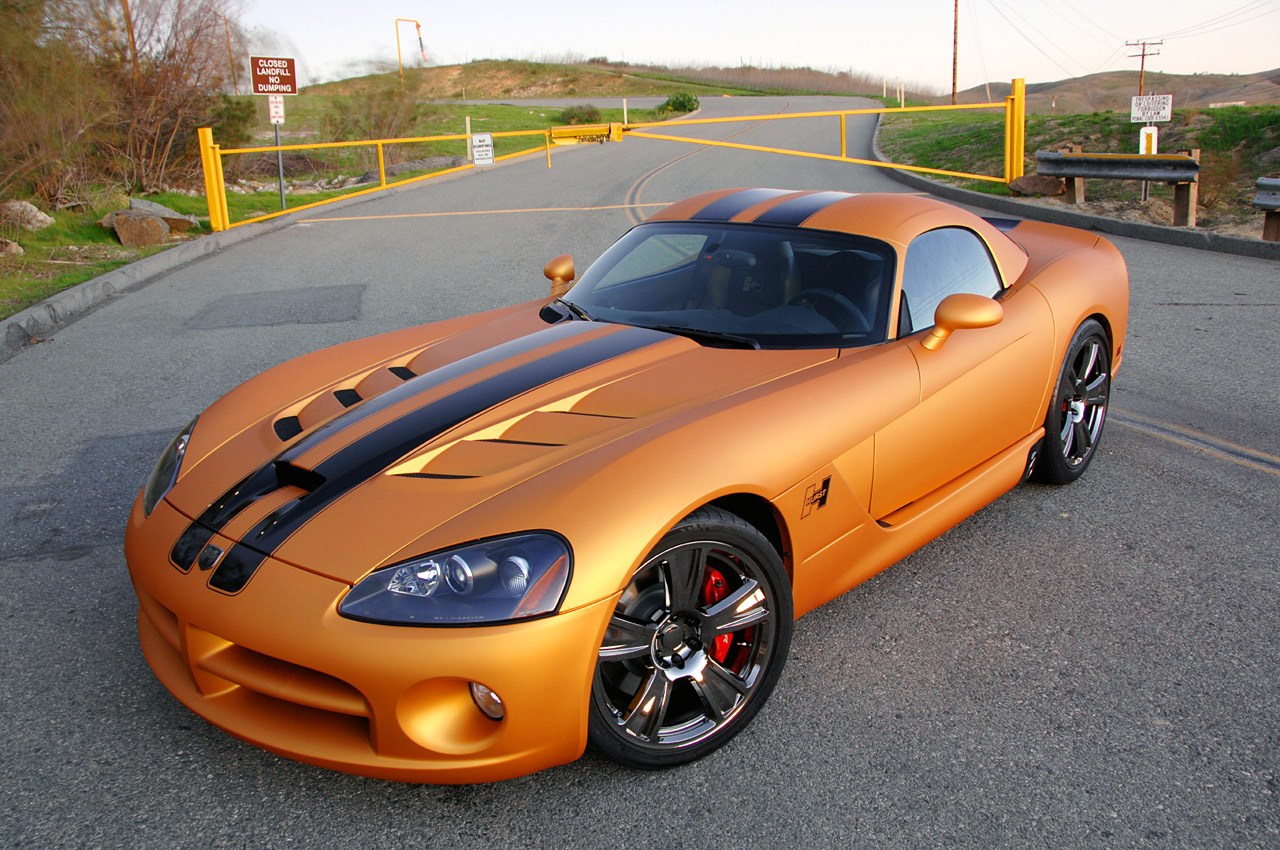 Hurst Viper - Dodge SRT Forum - photo#32