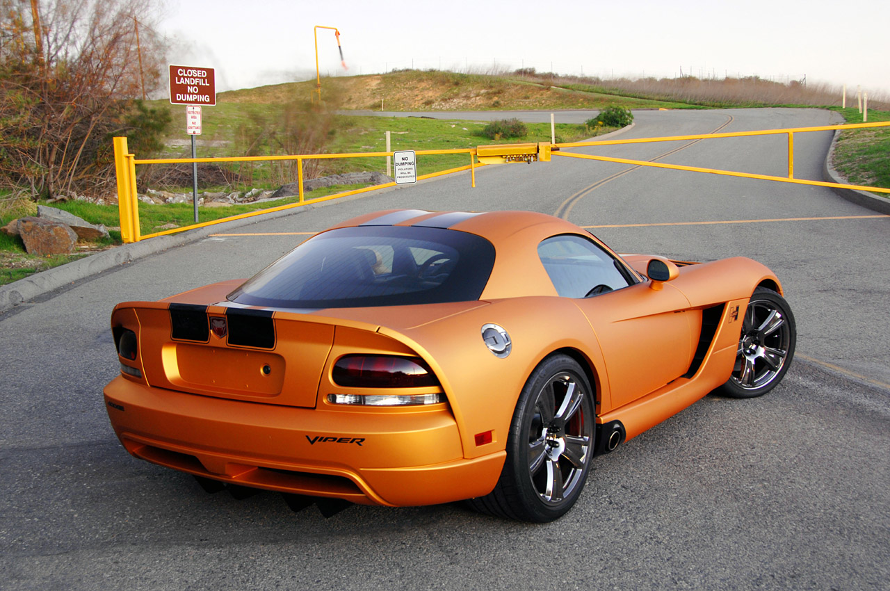 Hurst Viper - Dodge SRT Forum - photo#29
