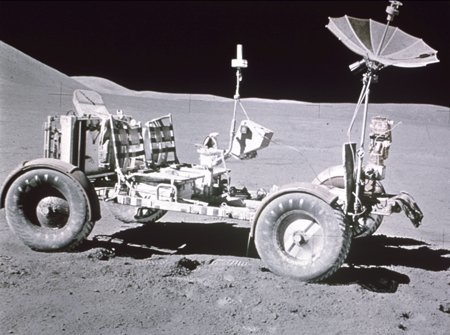NASA Moon Buggy - Pics about space