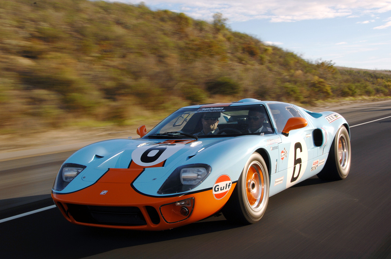 Kia Certified Pre-Owned >> Quick Spin: Superformance GT40 Mk1 Photo Gallery - Autoblog