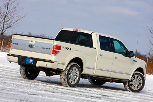 Ford Has Made A Truck For Practically Every Person On The Job Site And We Had Opportunity To Test Pickup That Only Foreman Would