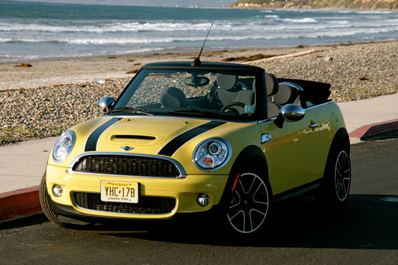 Having Said All Of That The Only Major Issue With Mini Cabrio Is Its Price Tag Releasing An Entertaining Runabout During A Global Economic Meltdown