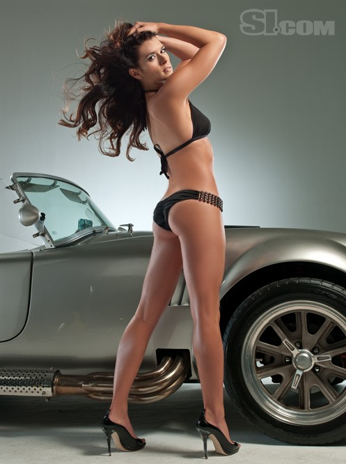 Certified Used Cars >> 2009 Sports Illustrated Swimsuit Issue: Danica Patrick ...