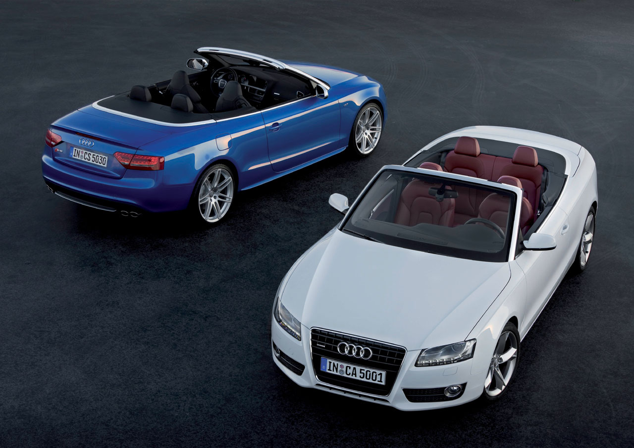 audi a5 cabriolet audi s5 cabriolet the joy of open top driving the german car blog. Black Bedroom Furniture Sets. Home Design Ideas