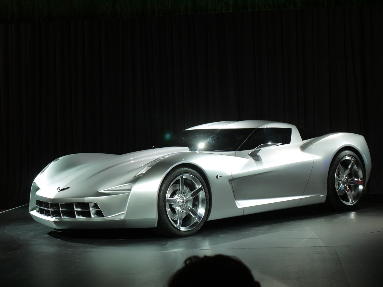 Chicago 2009: Corvette Stingray Concept LIVE Photo Gallery - Autoblog