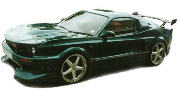 build your own mid engine ford mustang donor toyota mr2 not included. Black Bedroom Furniture Sets. Home Design Ideas