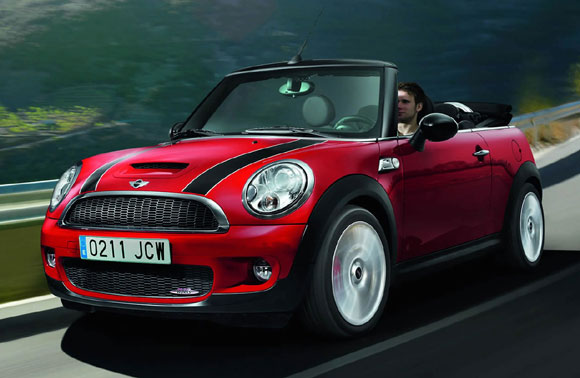 cars cooper mini convertible works john cabrio jcw models