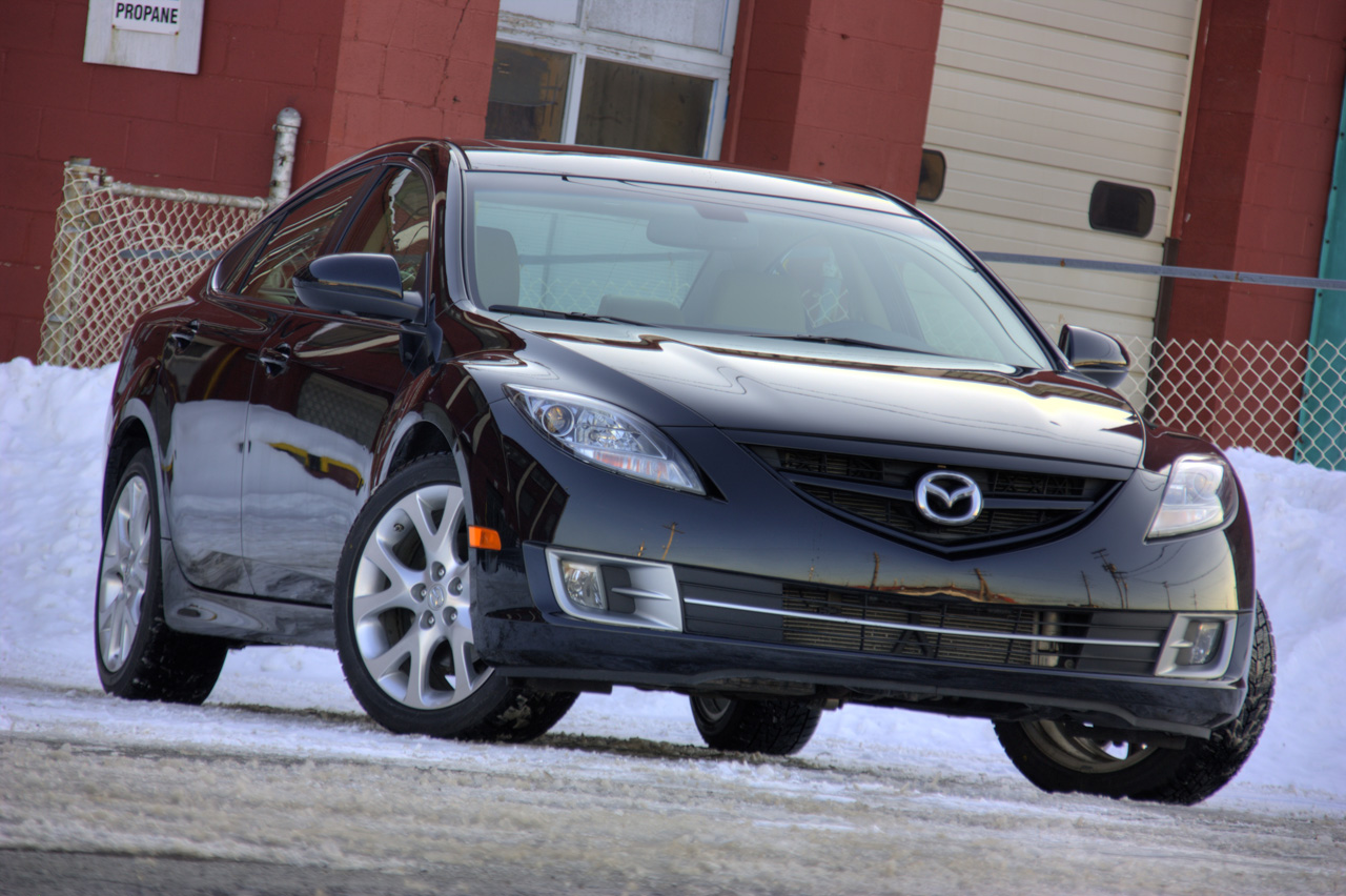 review 2009 us mazda6 grand touring mps6 replacement. Black Bedroom Furniture Sets. Home Design Ideas