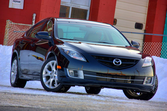 review 2009 mazda6 s grand touring. Black Bedroom Furniture Sets. Home Design Ideas