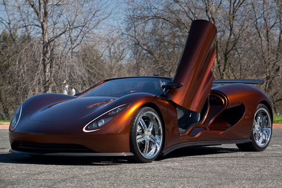 The Ronn Motor Company Rmc Is A Car Manufacturer Based In Austin Texas Sports Scorpion Was Produced By 2008