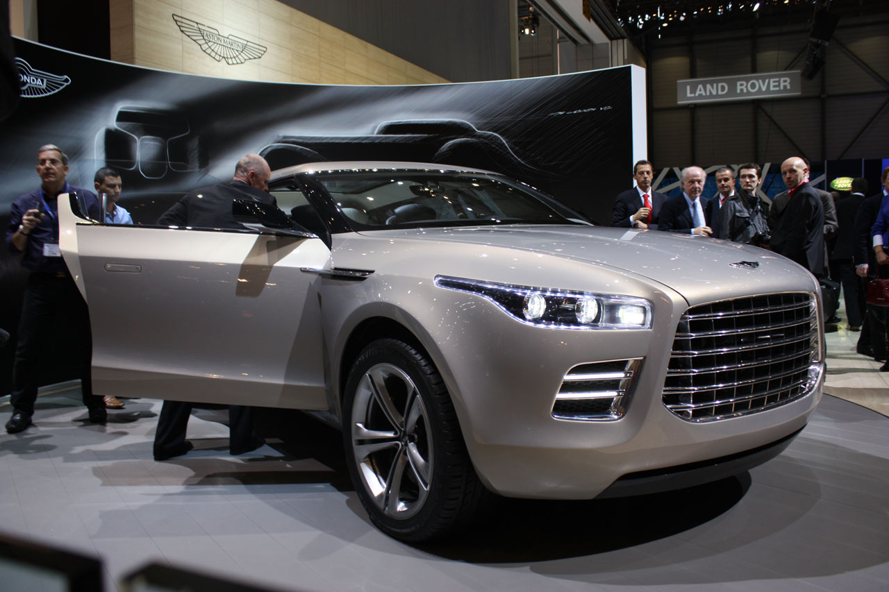 Jeep Certified Pre Owned >> Has Aston Martin abandoned plans for a Lagonda SUV? - Autoblog