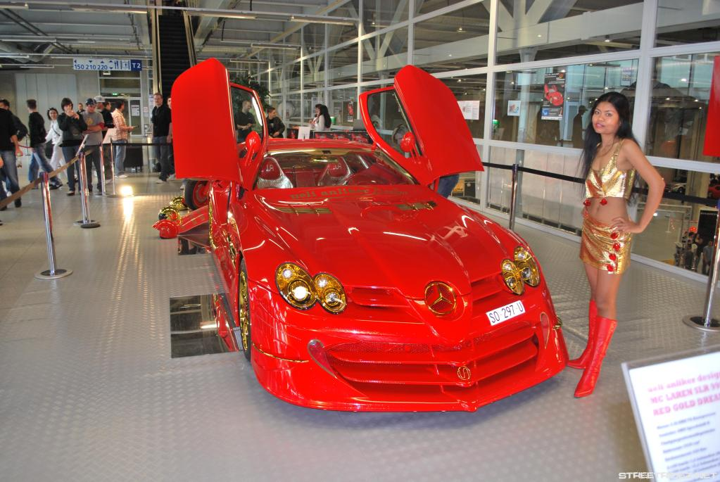 Nice Cars That People Have Destroyed With Bad Taste Adventure Rider