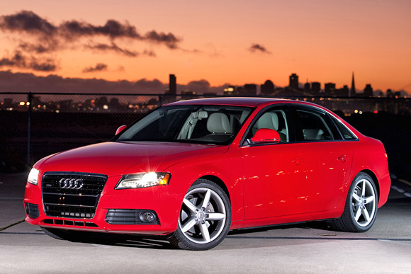 review 2009 audi a4 3 2 quattro too good for its own good. Black Bedroom Furniture Sets. Home Design Ideas
