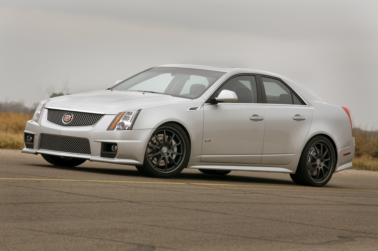 Hennessey Performance 2009 Cadillac Cts V Photo Gallery