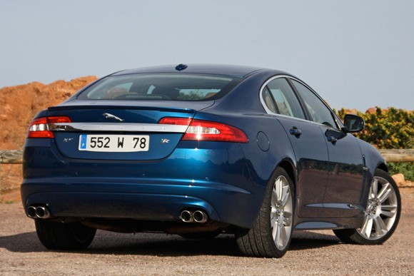 First Drive 2010 Jaguar Xfr Xkr And One Of The Best V8s