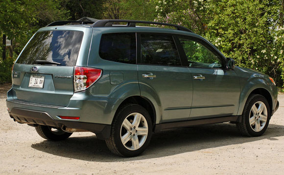 2009 Forester Autoblog Review
