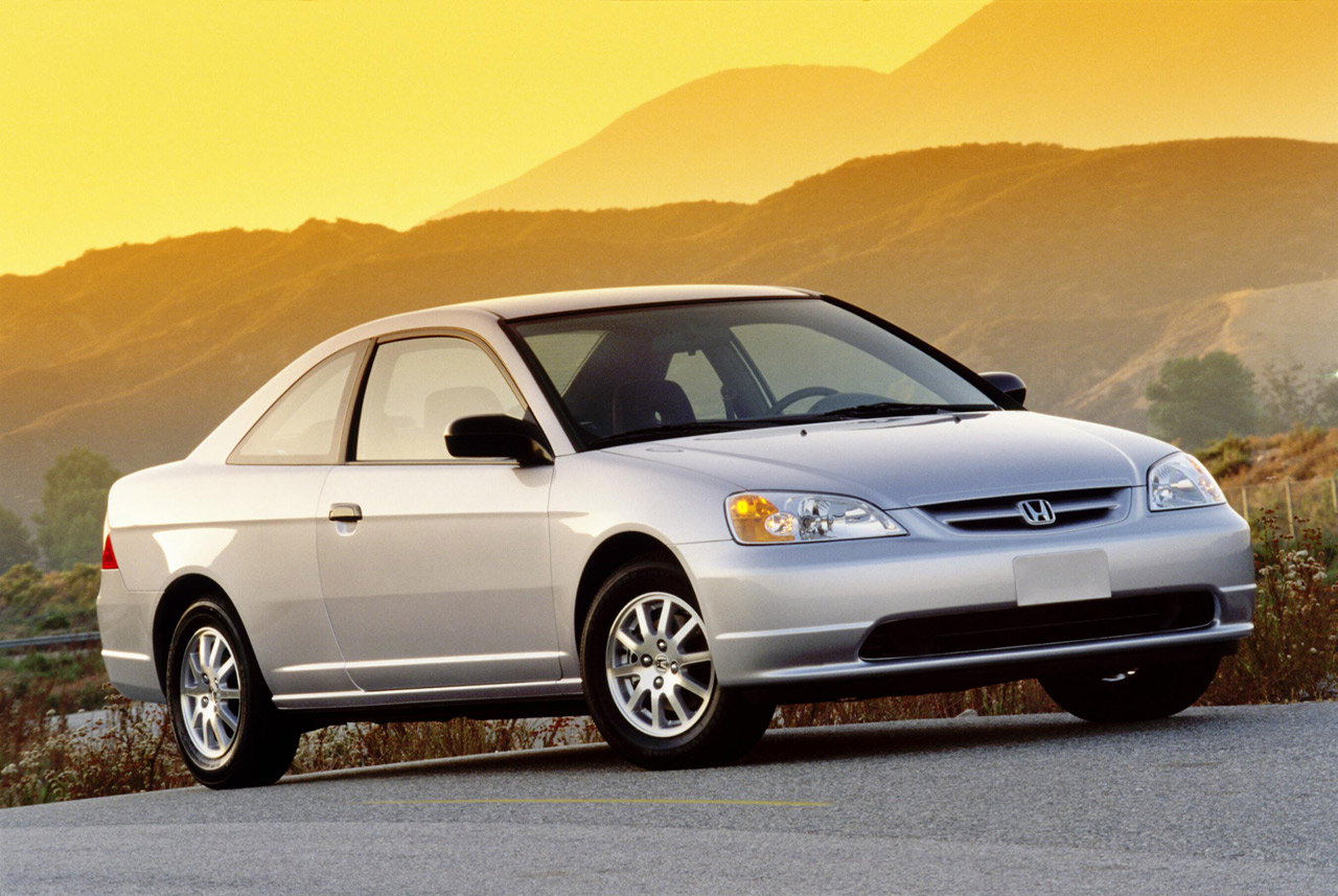 2001 Honda Civic Photo Gallery