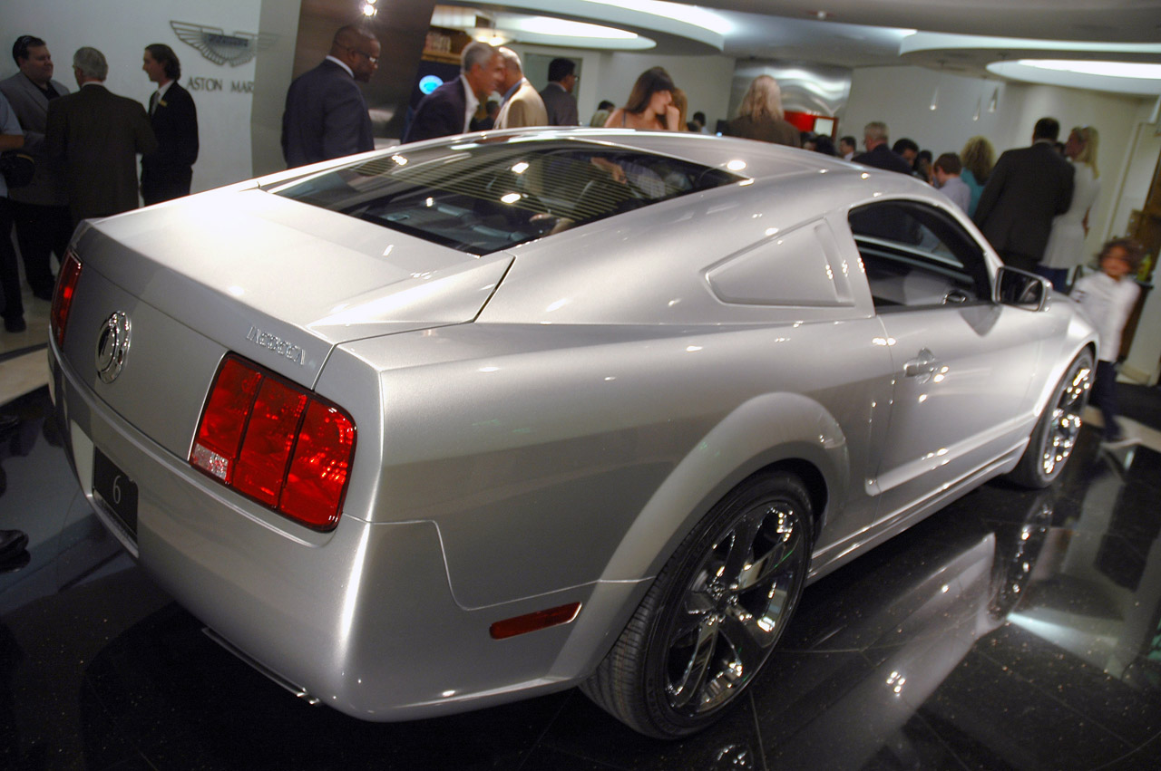 Club Scion tC  Forums  Iacocca 45th Anniversary Edition Ford Mustang
