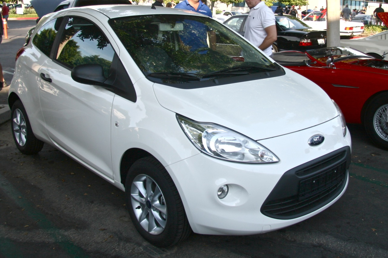 2009 ford ka shows up in the us thoughts ign boards. Black Bedroom Furniture Sets. Home Design Ideas