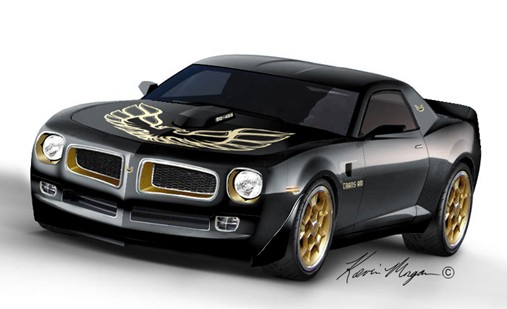 """Phoenix"" Trans-Am kit conversion coming for Camaro - Page 3"