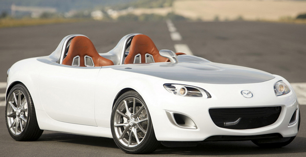 auto design mazda mx 5 superlight version cars preview. Black Bedroom Furniture Sets. Home Design Ideas