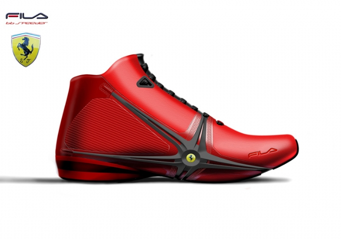 Buy Fila Ducati Monster Shoes