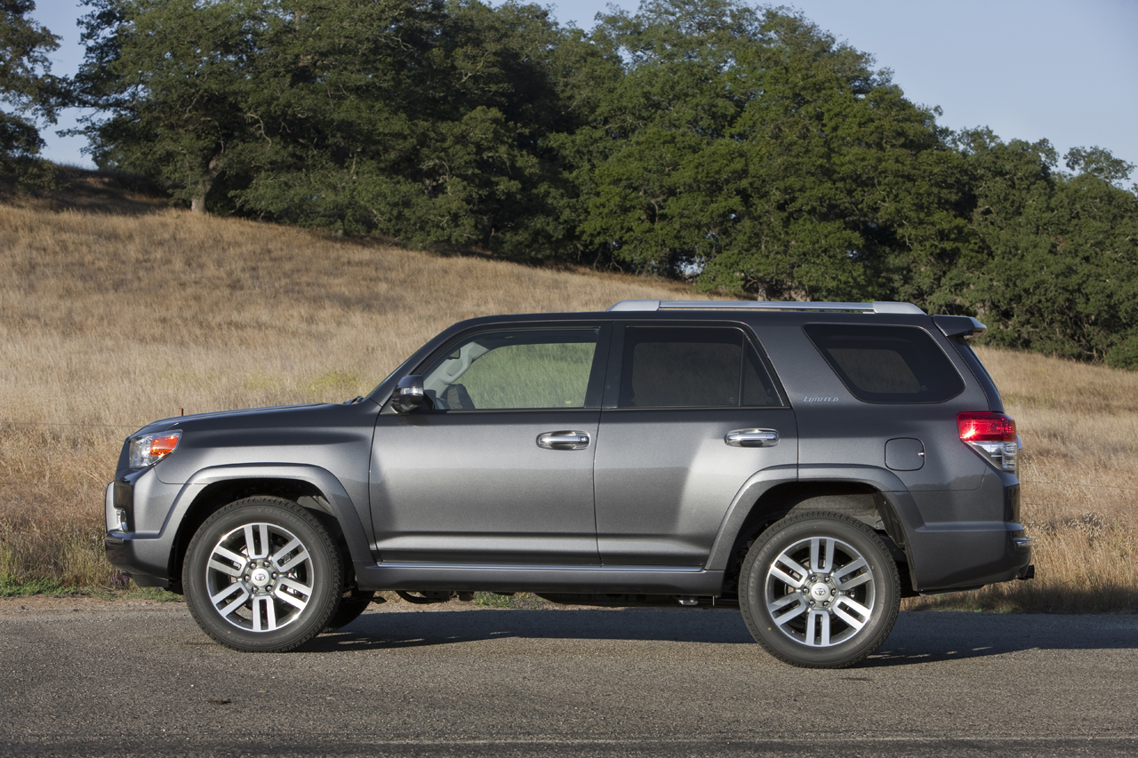 2010 Toyota 4runner Limited Photo Gallery Autoblog