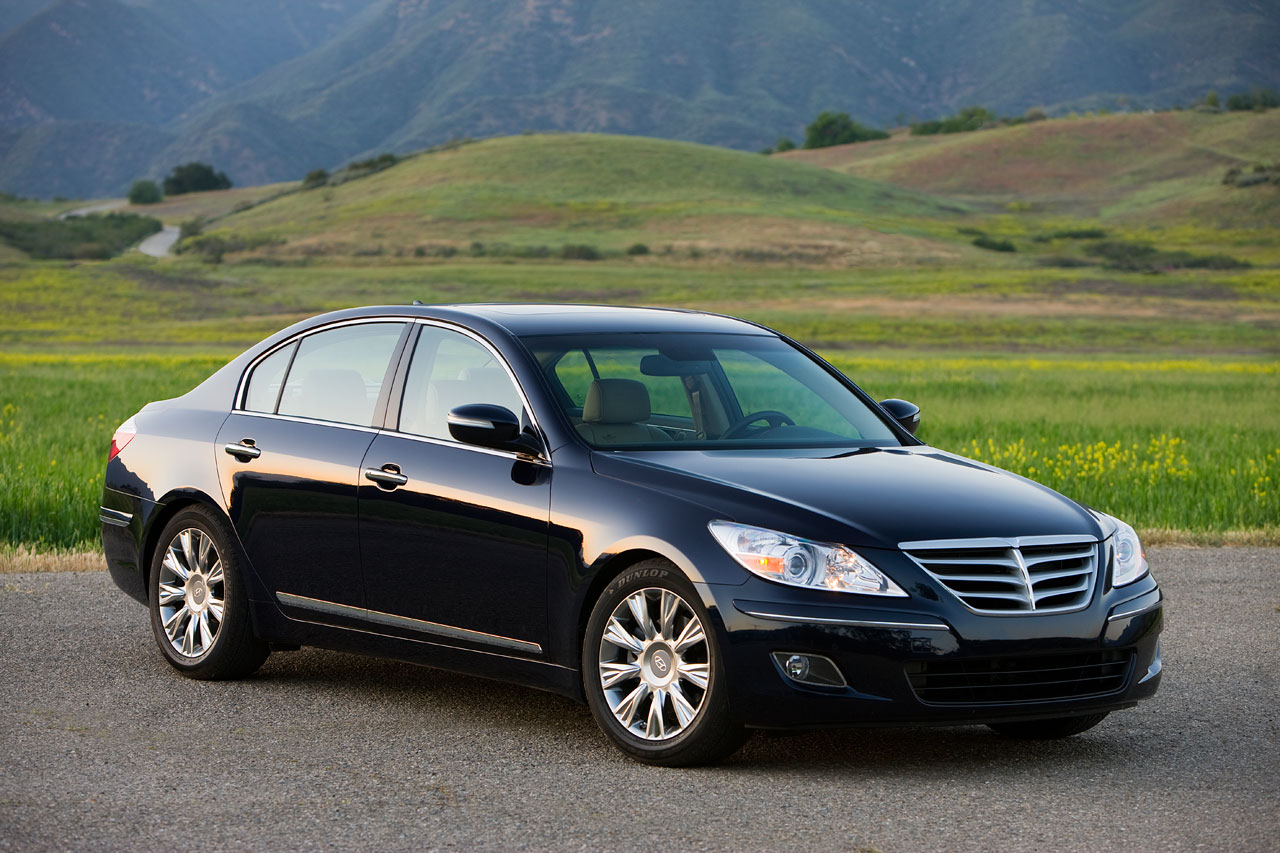 Hyundai Recalls 43k Genesis And Equus Models For Faulty