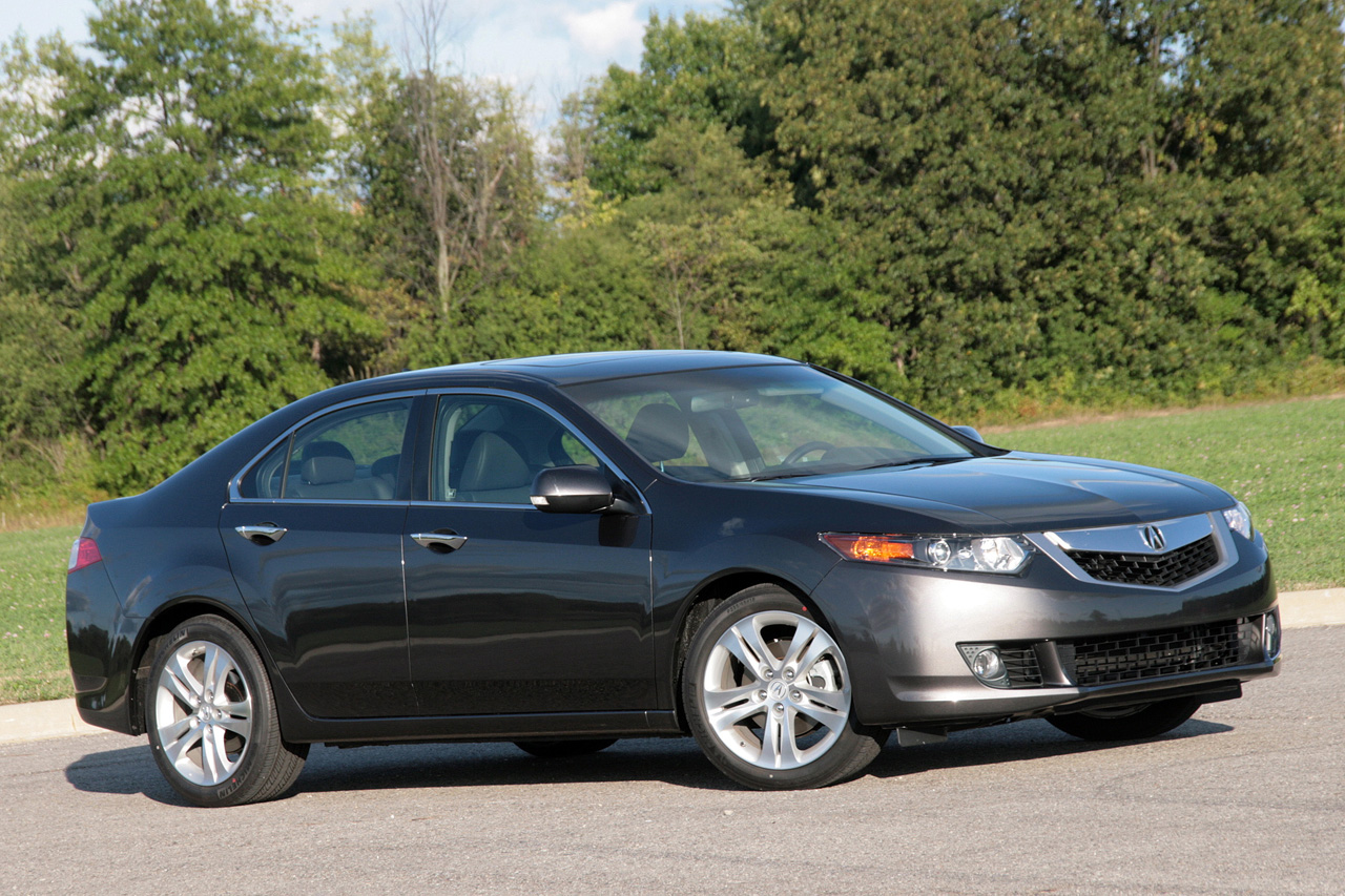 BMW Pre Owned >> Review: 2010 Acura TSX V6 Photo Gallery - Autoblog