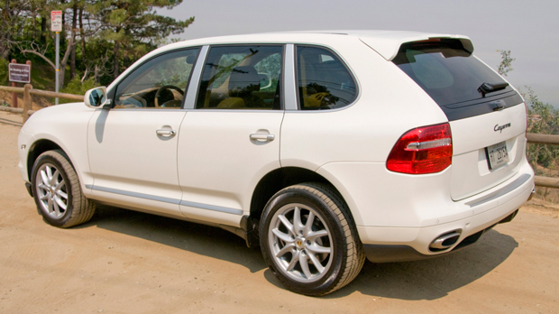 Quick Spin 2009 Porsche Cayenne Diesel Delivers Torque And