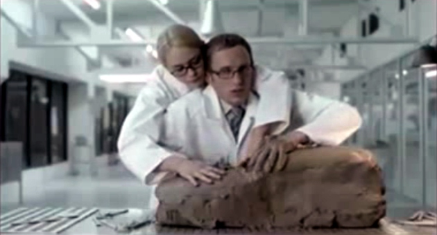 Funny Car Commercials: Funny Car Commercial Of The Day: Ford Foreclay