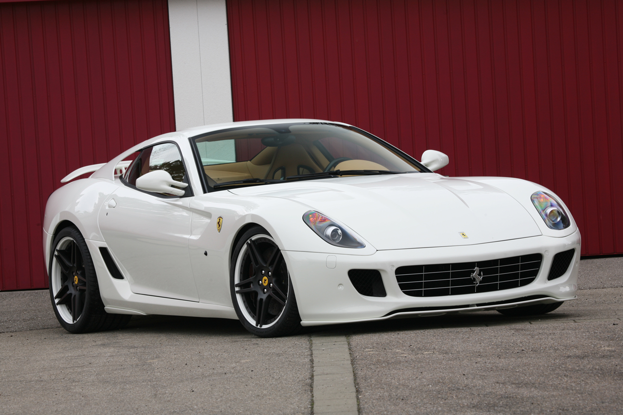 Novitec Rosso Ferrari 599 GTB Fiorano Stage 3 Aug 8, 2013 Photo Gallery -  Autoblog