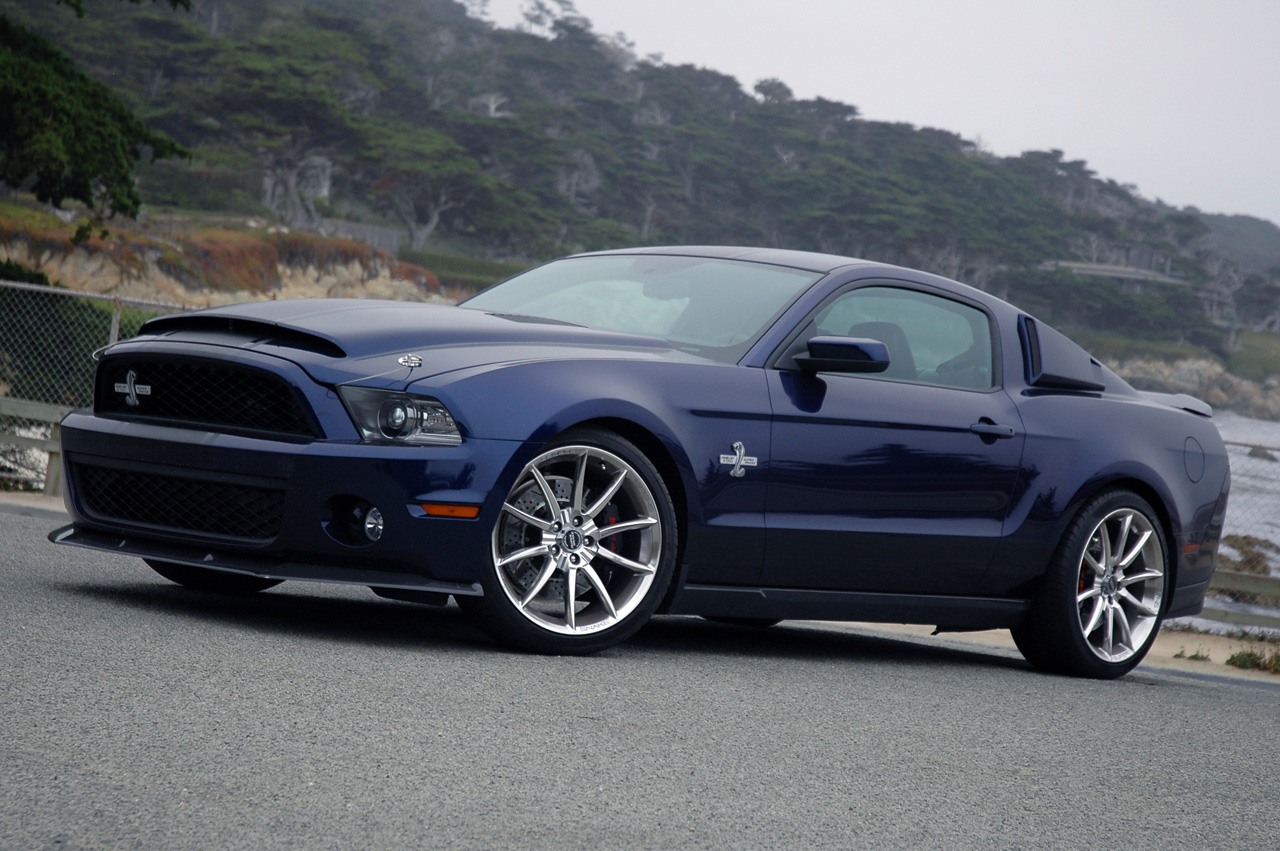 Autoblog First Drive: The 750 HP 2010 Ford Mustang Shelby ...