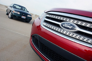 Review: 2010 Ford Taurus SHO gets measured against the original