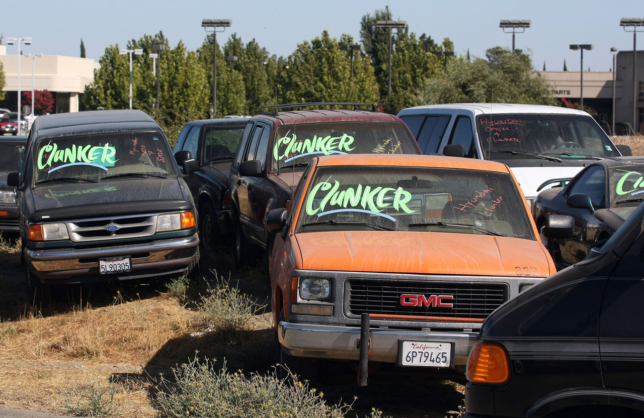 Cash For Clunkers Ca >> Cash for Clunkers vehicles Photo Gallery - Autoblog